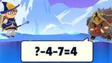 Math & Magic: Tougher level