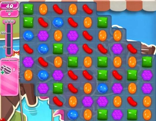 How to do Candy Crush level 130
