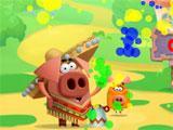 Piggy Bubble Sancho