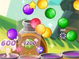 Bonus round in Bubble Shooter Saga 2