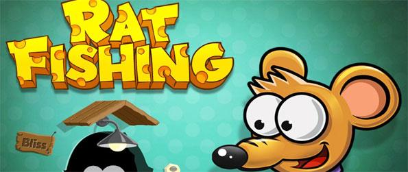 Rat Fishing - Sick of the rats stealing all your cheese? It's time to get even in Rat Fishing!