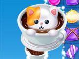 Sweety Kitty Coffee Kitten