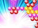 Colorful Levels on Bubble Blitz!