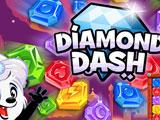 Save the Pandas on Diamond Dash!