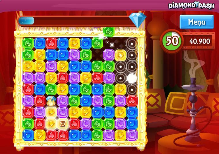diamond dash play online