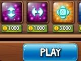 Use power-ups and win in Pengle