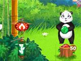 Panda Pop Two Lanterns
