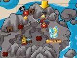 Bubble Pirate island map