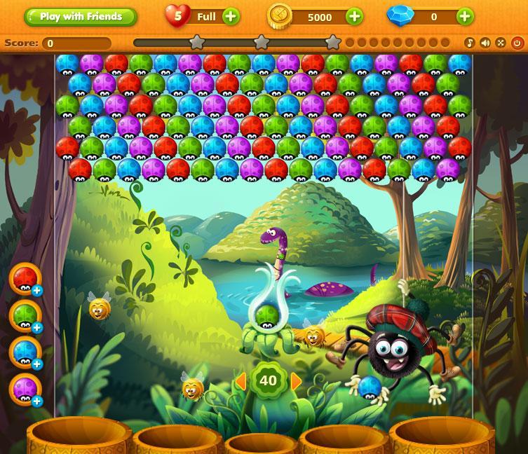 spiele bubbles kostenlos