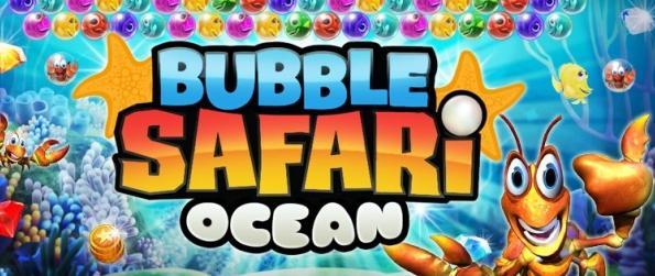 Bubble Safari Ocean - Pop Bubbles In The Ocean Safari!