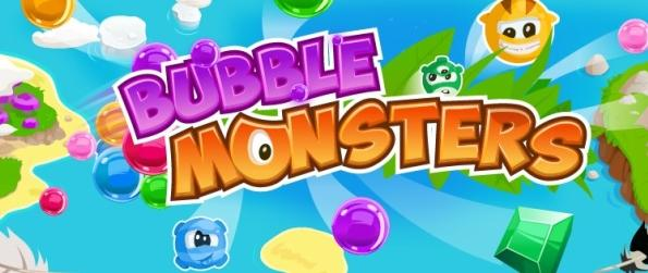Bubble Monsters - Fight Monsters & Pop Bubbles!