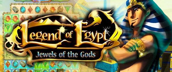Legend of Egypt: Jewels of the gods - Travel to ancient Egypt in a stunning and fun Match 3 game.