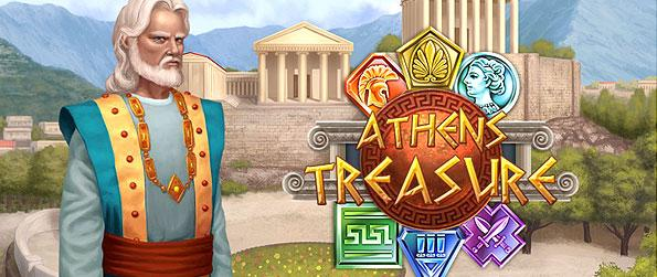 Athens Treasure - Soar high and mighty as you battle the Persian empire in this wonderful Match-3 adaptation of the Persian-Greek war.