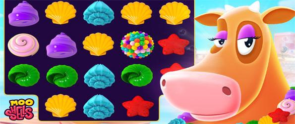 MooShells - Enjoy a game that allows you to match 3 or more items in order to get a high score and win the level.
