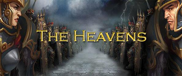 The Heavens - Battle by the means of a match-3 game to earn mana, perform an attack, or heal your hero in this unique fantasy role-play and adventure.