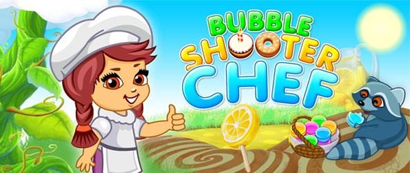 Bubble Shooter Chef - Over 100 fun and challenging levels, there is so much to enjoy in this brilliant bubble shooter game in facebook to both challenge, and entertain you.