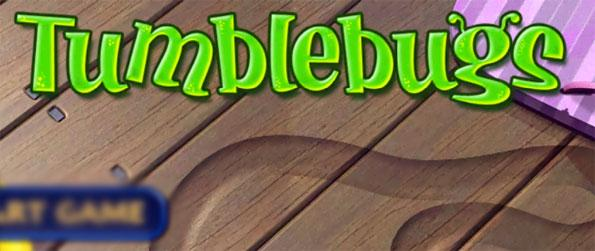 Tumblebugs - Rescue the colorful tumble bugs from being enslaved by the evil Black Bugs.