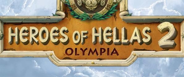 Heroes of Hellas 2: Olympia - Enlist the help of the Greek heroes of legend in your quest to build Olympia.