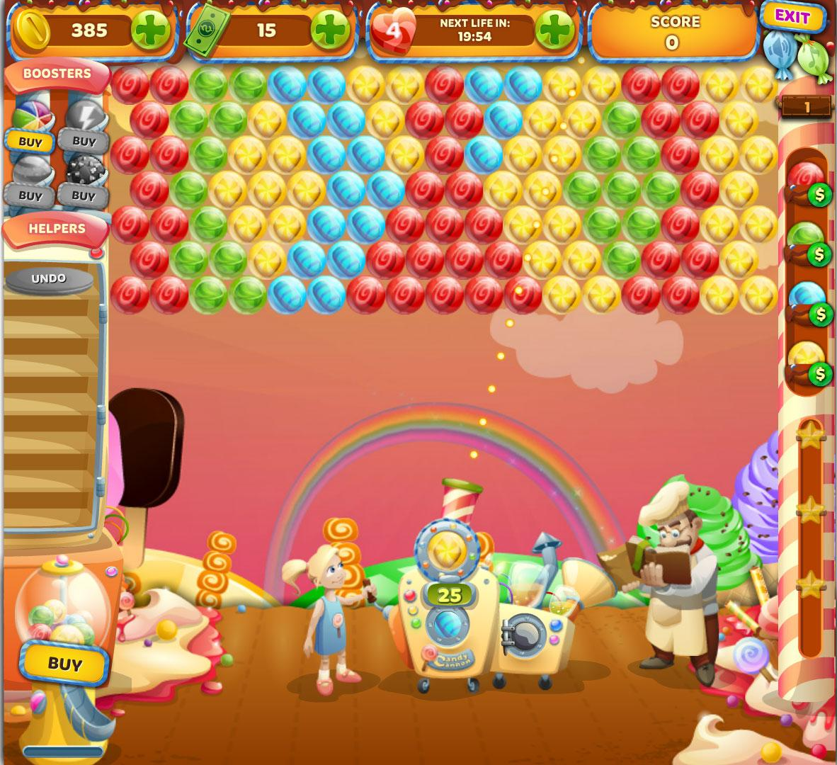 Bubble Witch Saga Game - Download.com