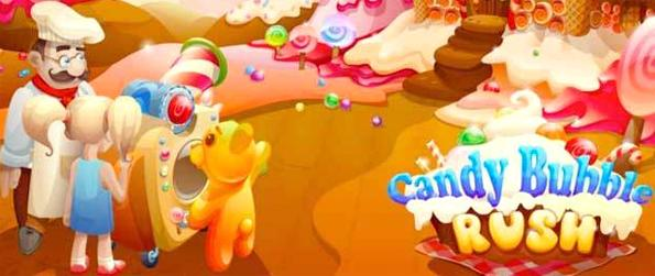 Candy Bubble Land - Save Candyland in this Free Facebook Bubble Game.