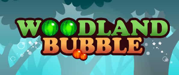 Woodland Bubble Pop - Survive as many stages as you can in this exciting bubble shooter.