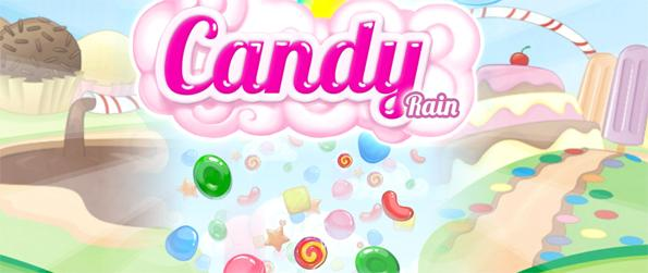 Candy Rain - Get your sweet tooth ready for a wonderful magical free-to-play match 3 experience with Candy Rain!