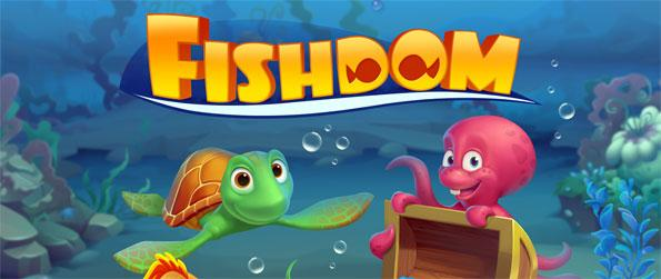 Fishdom: Deep Dive - Play this high quality match-3 game that will make you want to come back for more over and over again.