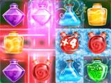 Explosive effects in Fairy Mix 2