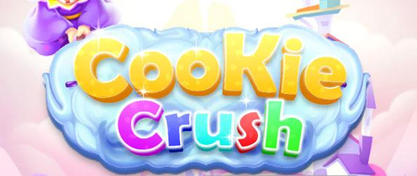 Cookie Crush - Match up 3 or more identical cookies to collect them.
