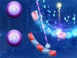 Frozen Free Fall: Icy Shot: Game Play