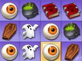 Matching Items in Spooky Bonus