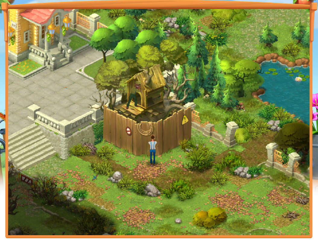 Gardenscapes New Acres Free Casual Games