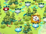 Egg Mania: Sky Island map