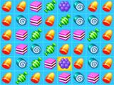 Candy Flip World fun level