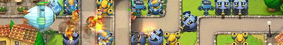 Mann Spiele - A Following Towards Tower Defense Games