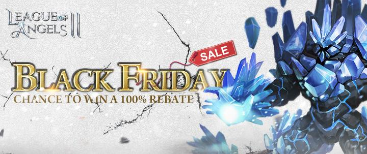 League of Angels 2's Black Friday Rush Sale