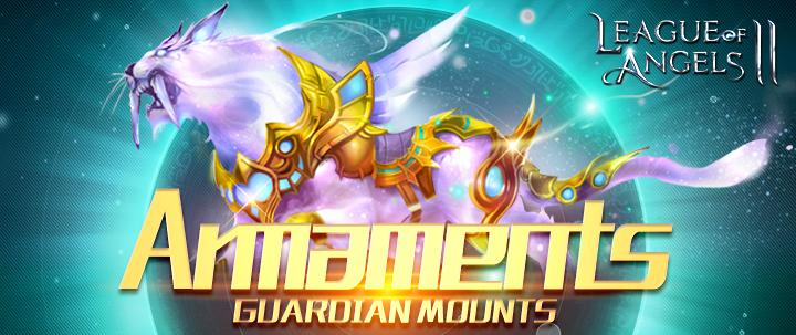 New Mount Progression System in League of Angels 2