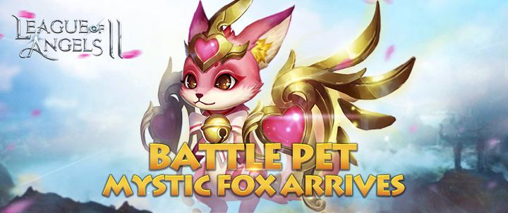 League of Angels 2: Mythic Fox the Ambassador of Love