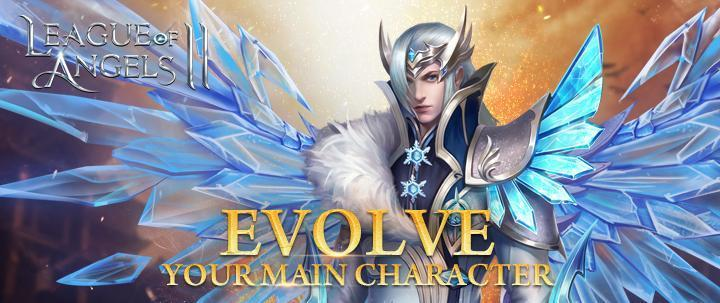 League of Angels 2: Evolve Your Character