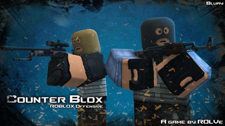 Counter-Blox: Roblox Offensive