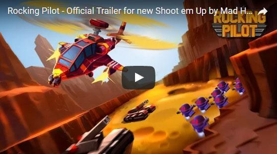 Rocking Pilot from MadHeadGames - Trailer Video
