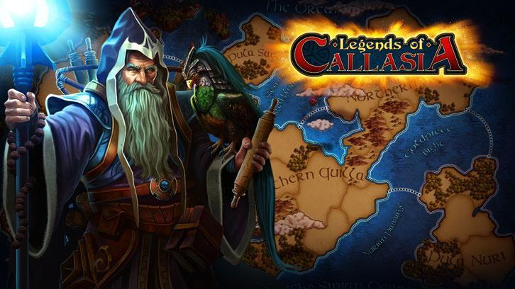 Legends of Callasia - Official Trailer Video