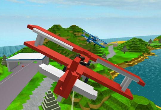 Battle in the Skies in Roblox