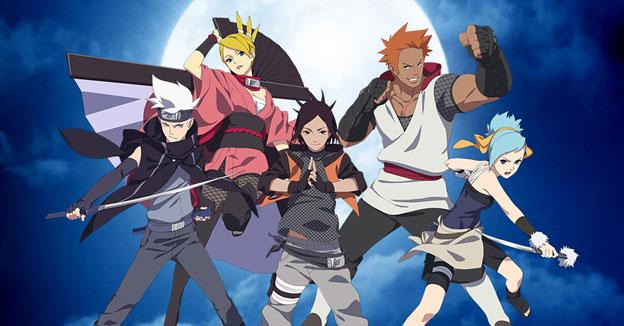 Fight for Konoha Now in Naruto Online!