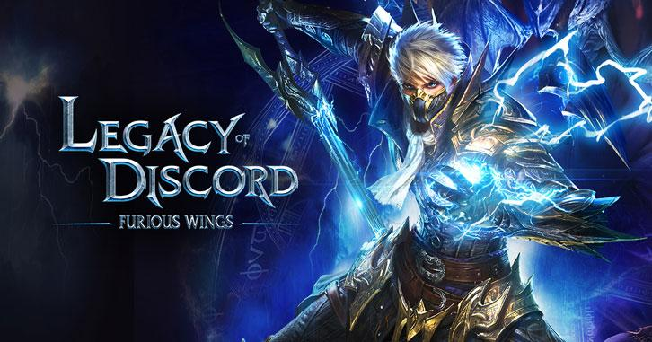 Legacy of Discord: Furious Wings Gameplay Trailer