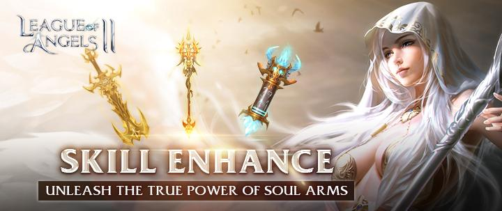 New Customization Options for Soul Arms in League of Angels 2
