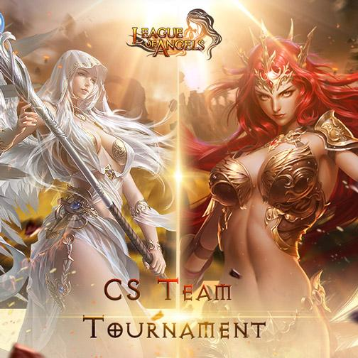 Cross-Server Team Tournament Begins in League of Angels