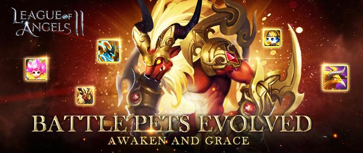 League of Angels 2: Ushering in A New Age of Battle Pets