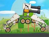 Super Tank Rumble: Game Play