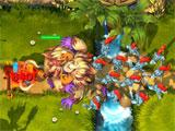 Brawl of Ages: Intense lane brawls via the Arena TV